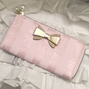 Cute Soft Pink Wallet! (New!!! 😛)